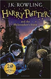 'Harry Potter and the Philosopher's Stone' by J K Rowling - Alternative reading choice from Athena Tuition