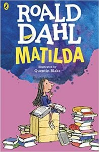 'Matilda' by Roald Dahl - Alternative reading choice from Athena Tuition