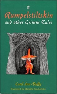Rumpelstiltskin and other Grimm Tales by Carol Ann Duffy - Alternative reading choice from Athena Tuition