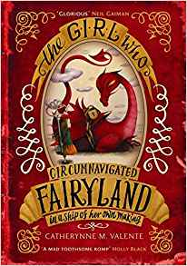 The Girl who Circumnavigated Fairyland in a Ship of her own Making by Catherynne M Valente - Alternative reading choice from Athena Tuition